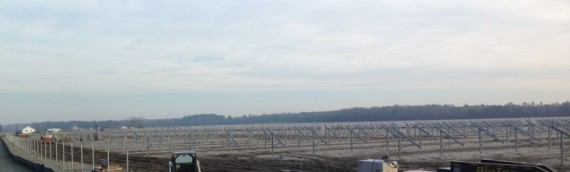 Eastern Shore Solar Energy Farm