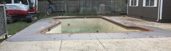 Pool Removal in Stevensville, MD