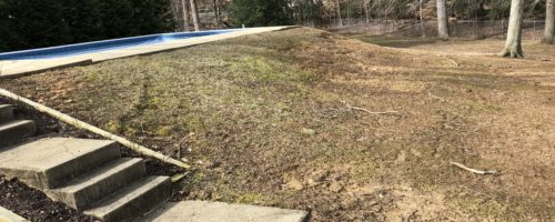 Vinyl Liner Swimming Pool Removal in Charles County
